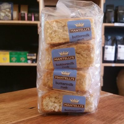 Mantelli's Buttermilk Rusks (20 Per Pack)