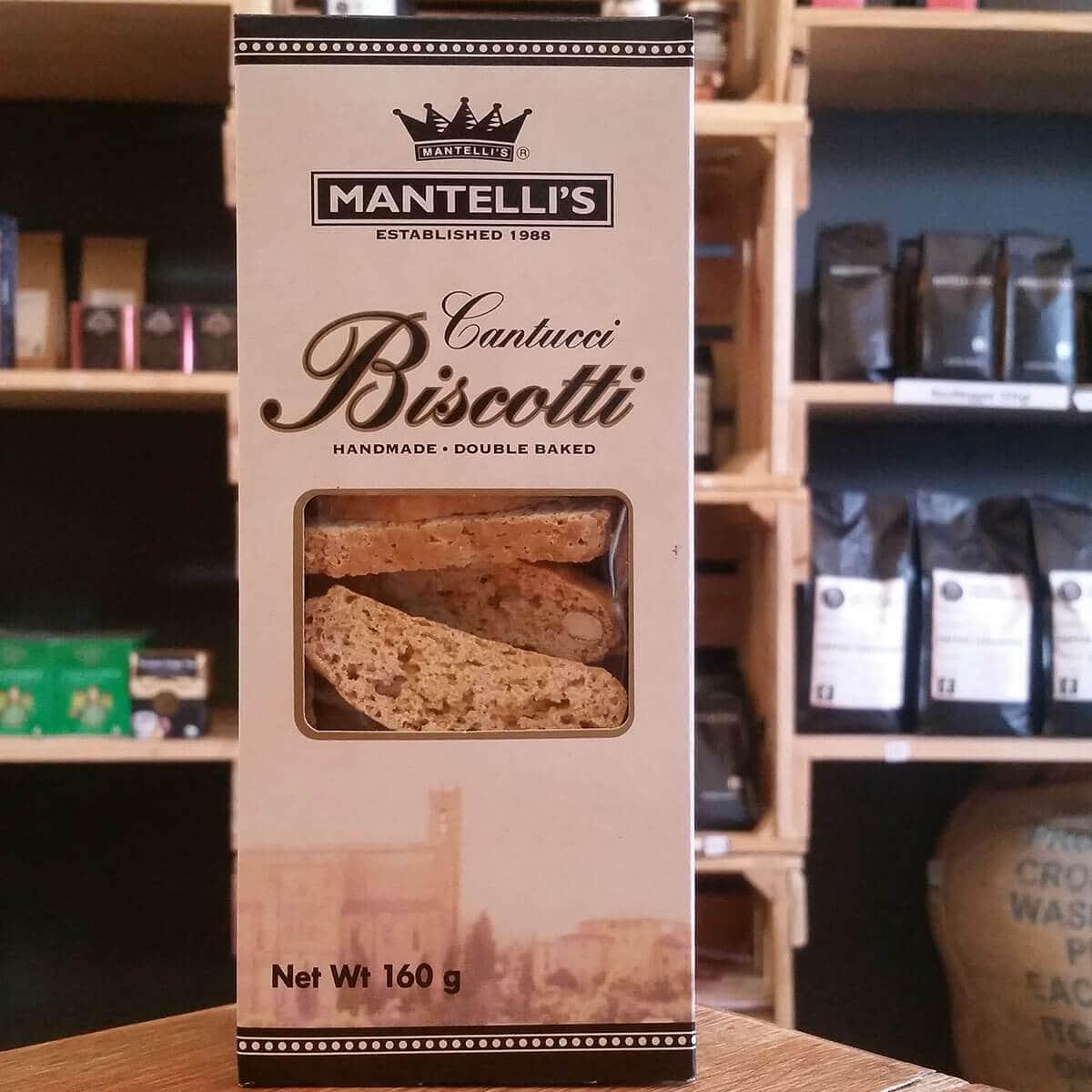 Mantelli's Cantucci Biscotti (160g)