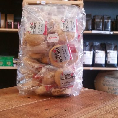 Mantelli's Shortbread Rounds (40 x 10g)