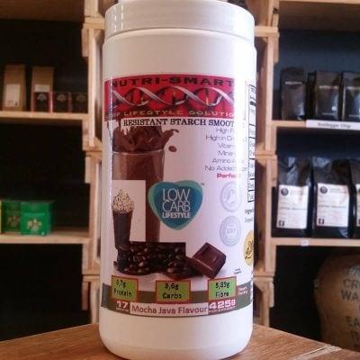 Nutri-Smart Resistant Starch Smoothie (17 Servings) Mocha Java Flavour Social