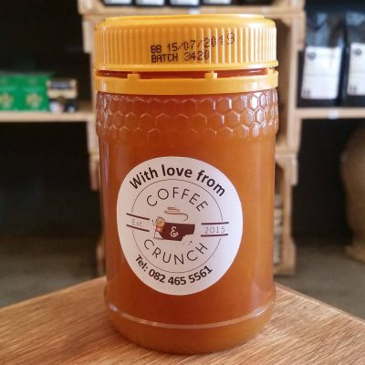 Raw Honey 500ml