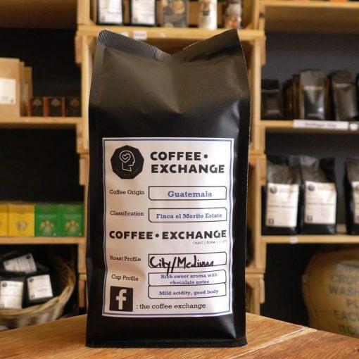 Coffee Exchange Beans - Guatemala (1kg)