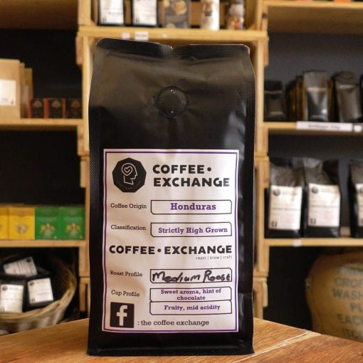 Coffee Exchange Beans – Honduras (250g)