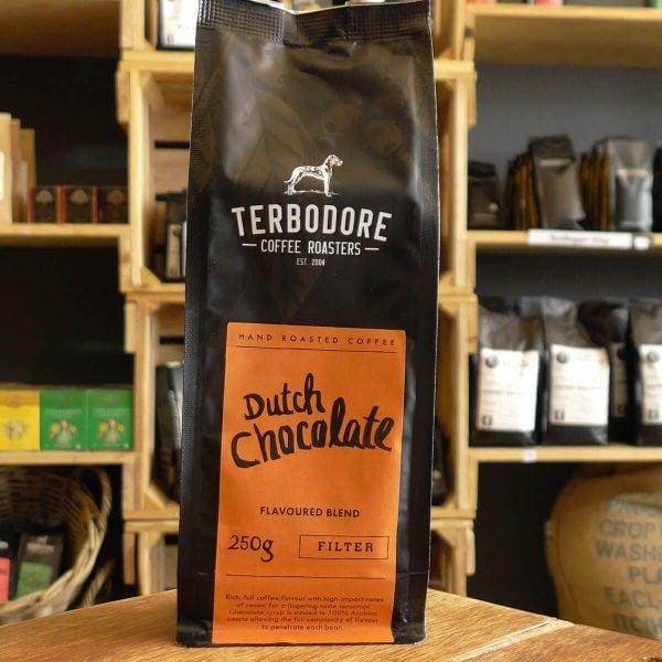 Terbodore Dutch Chocolate Flavoured Blend (Filter 250g)